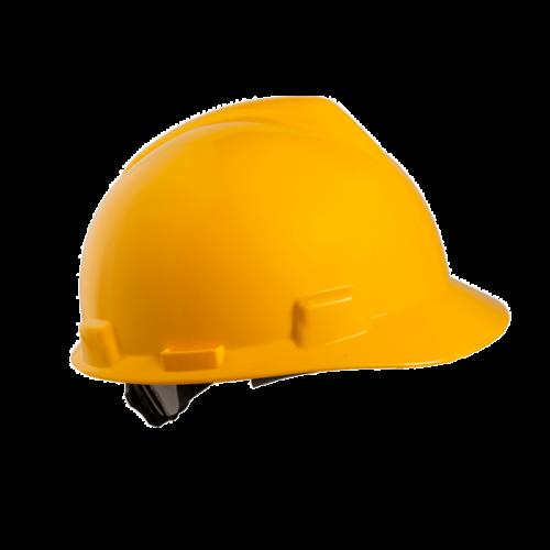 Casco Forte Amarillo